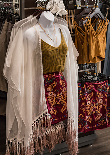 1d0b57a80bc Uptown Cheapskate Tampa is not your average thrift store. We sell only the  most stylish gently used clothes and accessories at up to 70% less than  mall ...